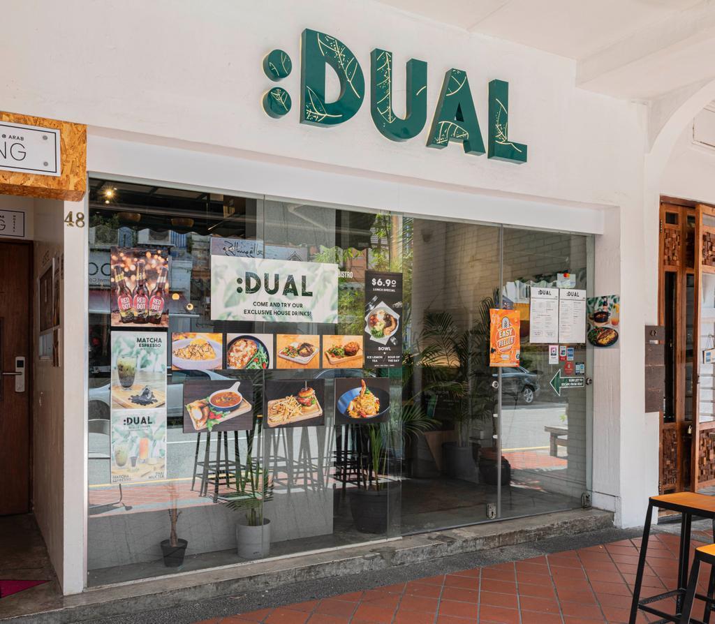 Dual @ Arab Street, Commercial, Interior Designer, 13th Design Studio, Contemporary