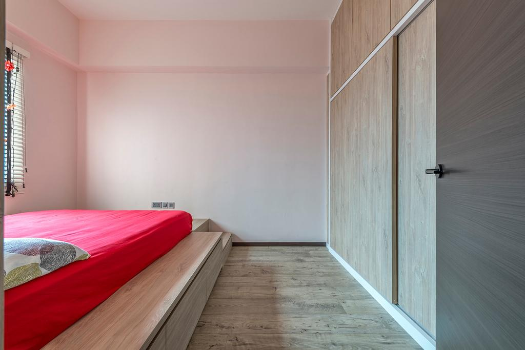 Modern, Condo, Bedroom, The Anchorage, Interior Designer, 13th Design Studio, Contemporary