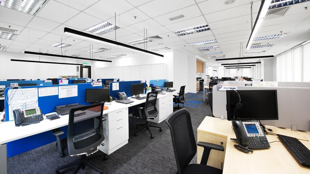 Menara MBSB, Damansara Heights, Commercial, Interior Designer, Goodwinds Interior Design Sdn. Bhd., Modern, Contemporary