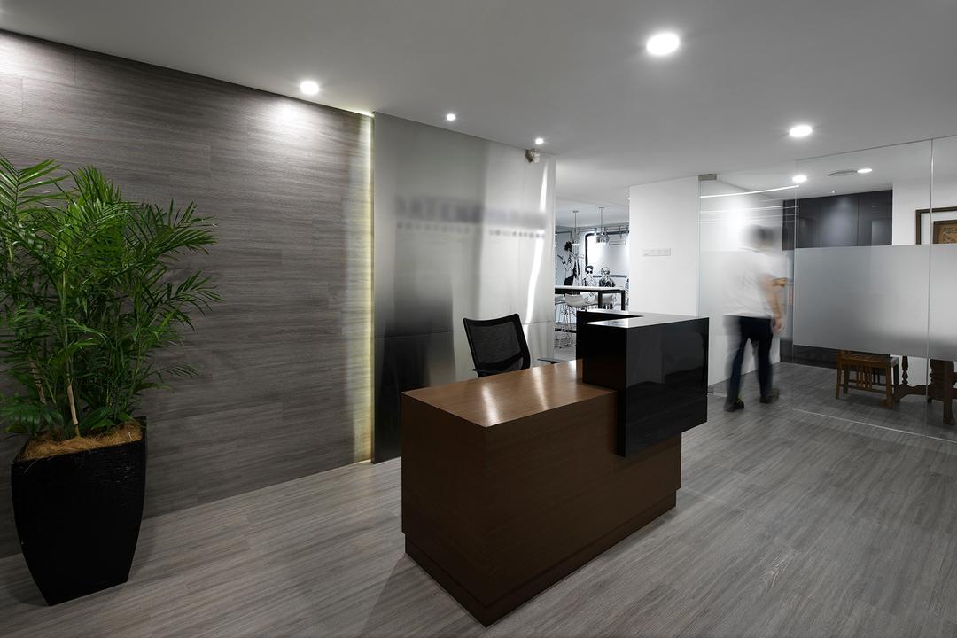 Kompleks Pejabat Damansara, KL