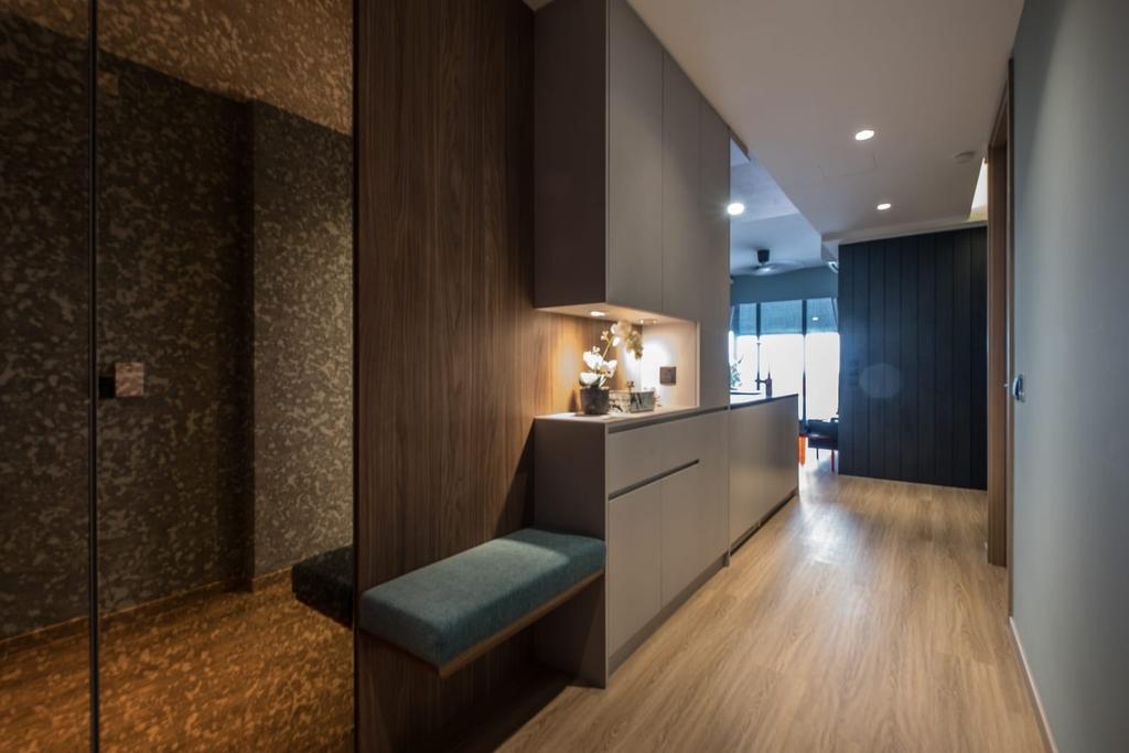 Contemporary, Condo, Living Room, High Park Residences, Interior Designer, United Team Lifestyle