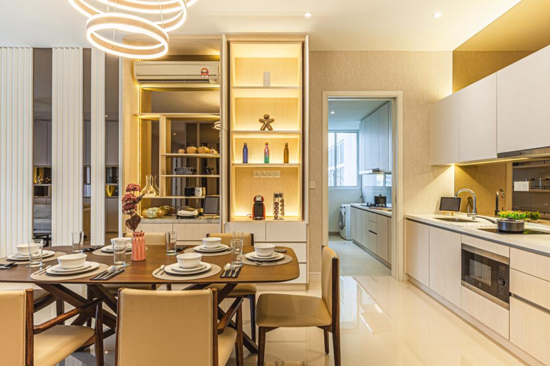 Pavillion Hilltop by Design Aid Sdn. Bhd.