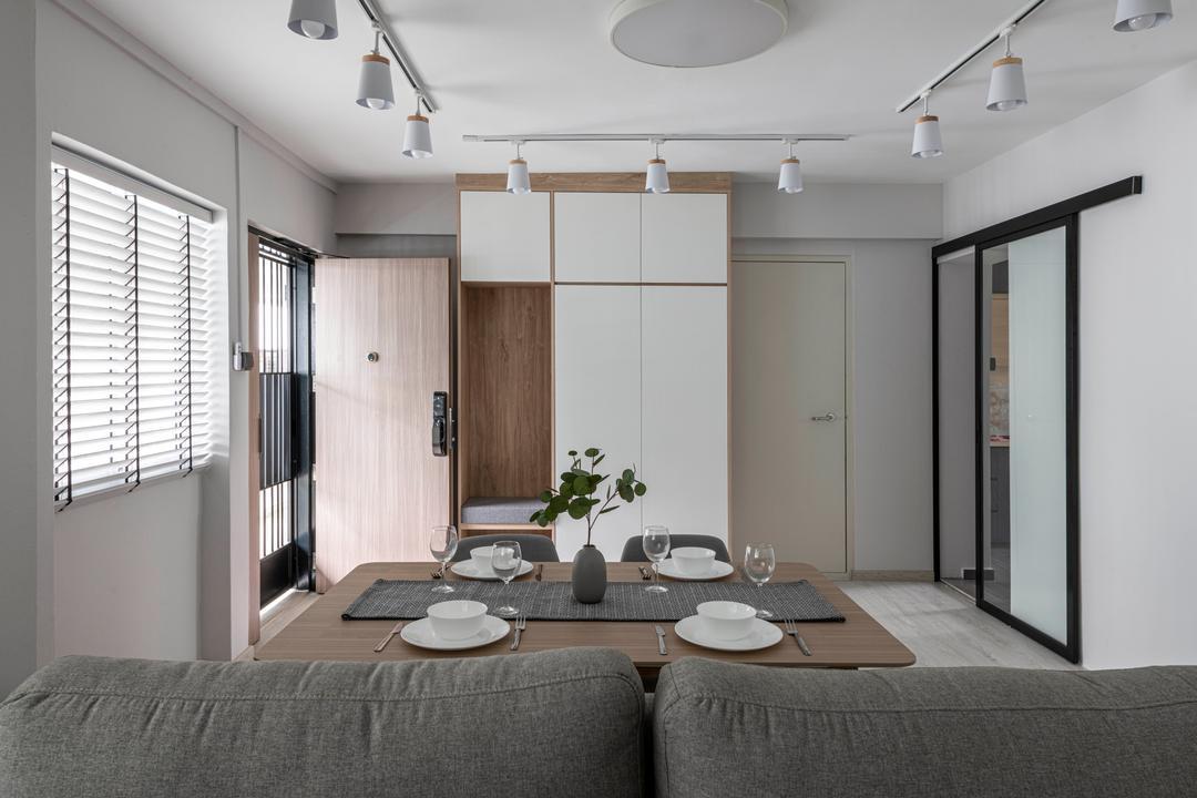 Sembawang Close by Urban Home Design 二本設計家