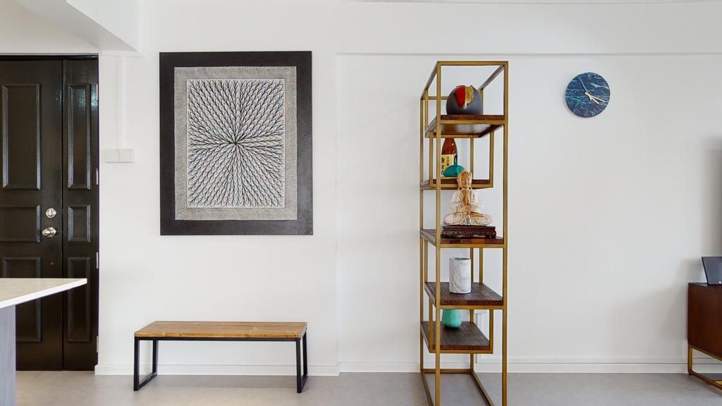 Contemporary, HDB, Living Room, Telok Blangah Heights, Interior Designer, Stylemyspace