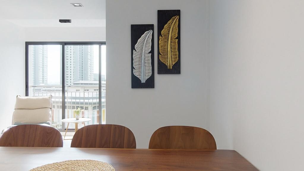 Contemporary, HDB, Dining Room, Telok Blangah Heights, Interior Designer, Stylemyspace