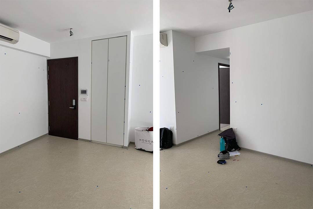 Singapore renovation weiken.com Choa Chu Kang EC