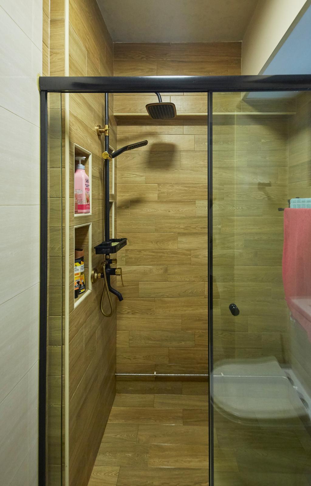 Contemporary, HDB, Bathroom, Bukit Batok Street 25, Interior Designer, SHE Interior
