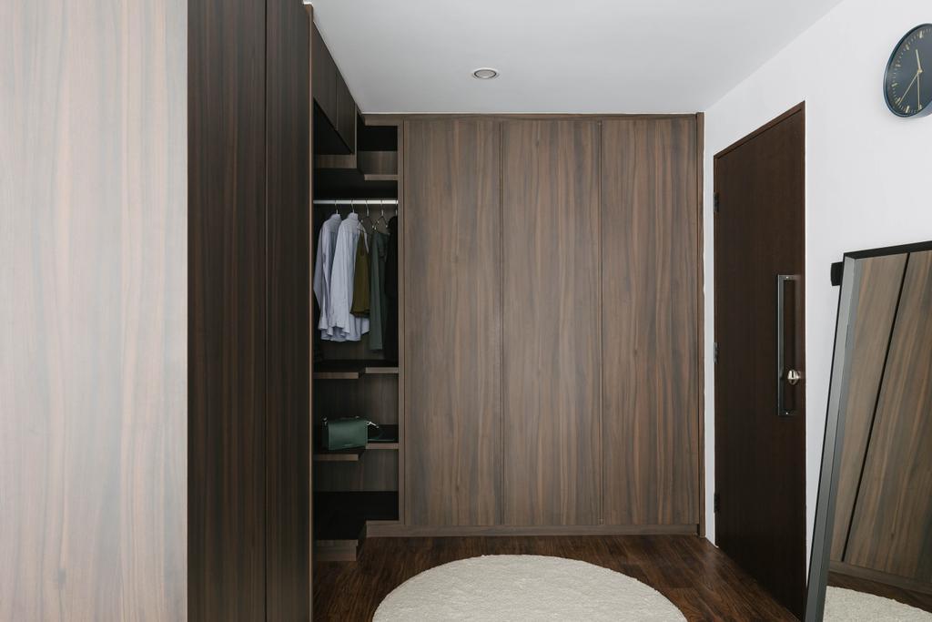 Contemporary, Landed, Bedroom, Jalan Aruan, Interior Designer, Forefront Interior