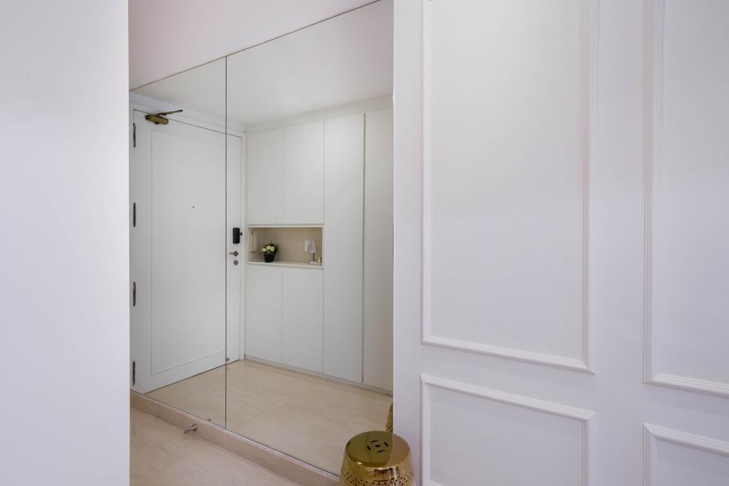 Modern, Condo, Living Room, Sunrise Gardens, Interior Designer, Inizio Atelier, Contemporary