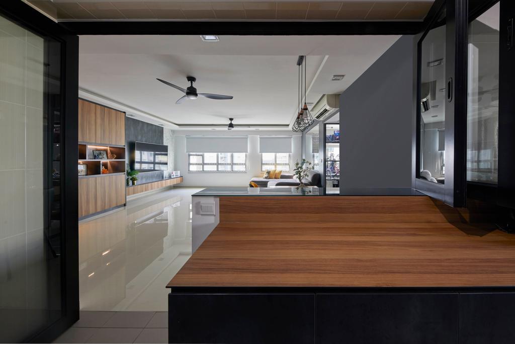 Contemporary, HDB, Sengkang West Way, Interior Designer, The Interior Lab