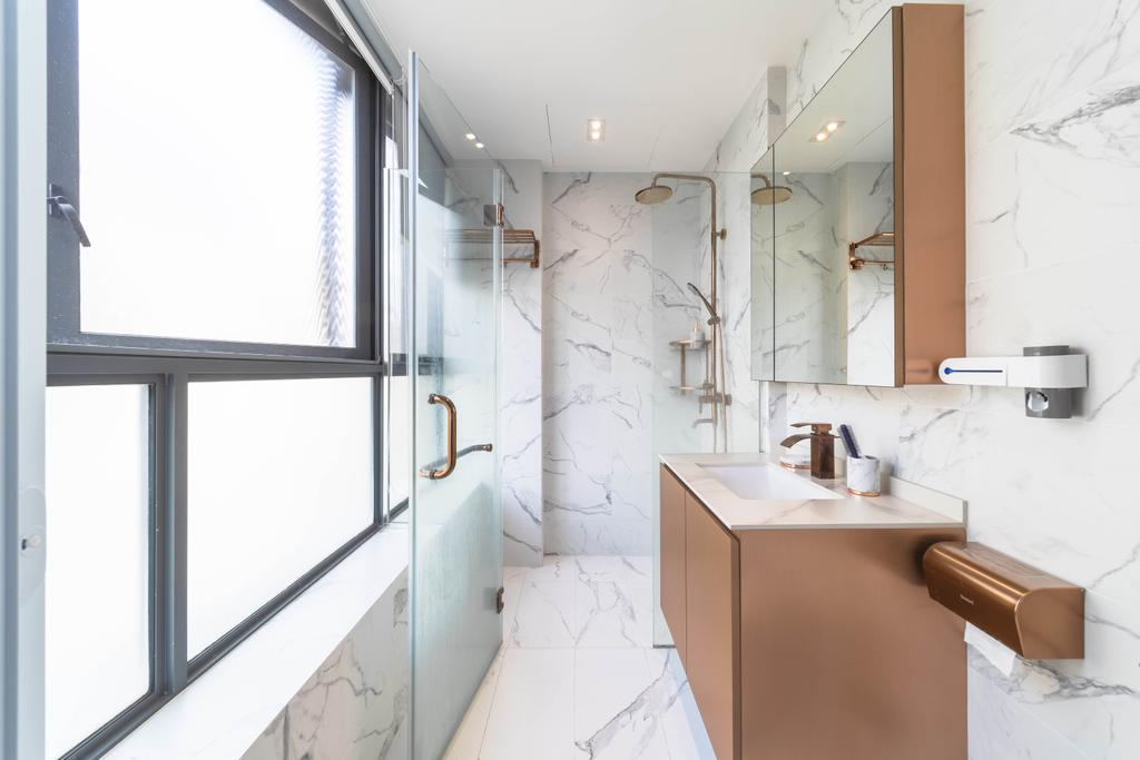 Contemporary, Condo, Bathroom, Haigsville Road, Interior Designer, Pavilon BC