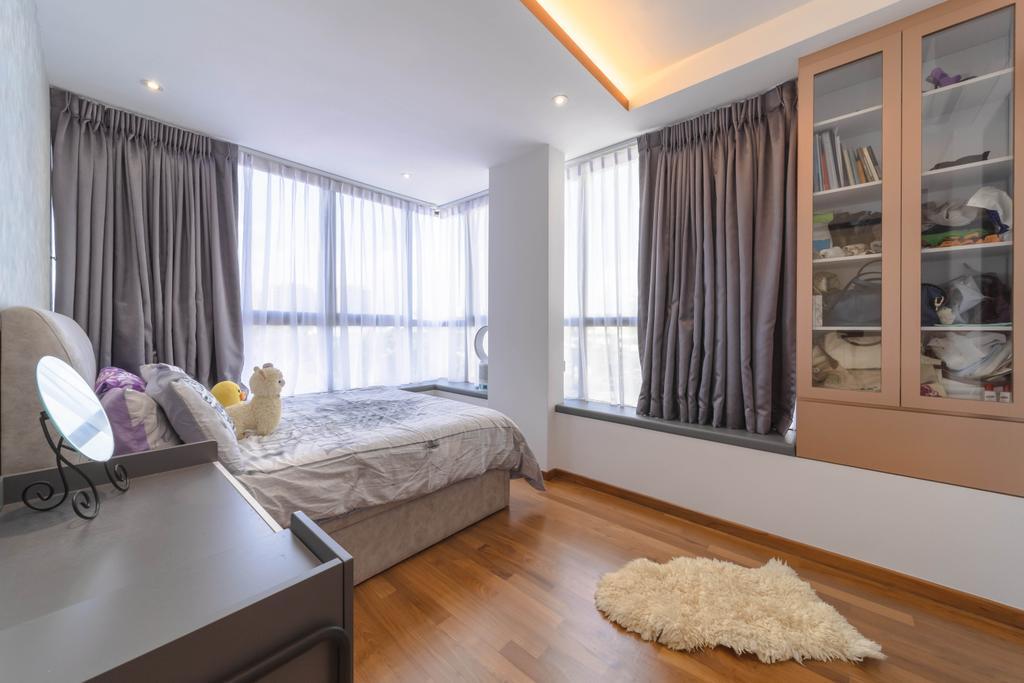 Contemporary, Condo, Bedroom, Haigsville Road, Interior Designer, Pavilon BC