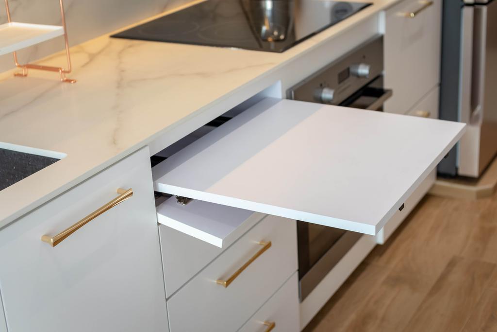 Contemporary, Condo, Kitchen, Haigsville Road, Interior Designer, Pavilon BC