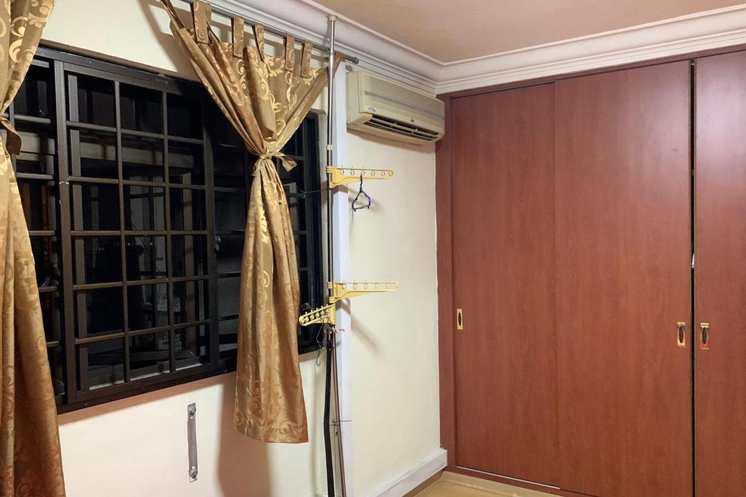 Singapore renovation 3-room HDB flat Crawford Lane