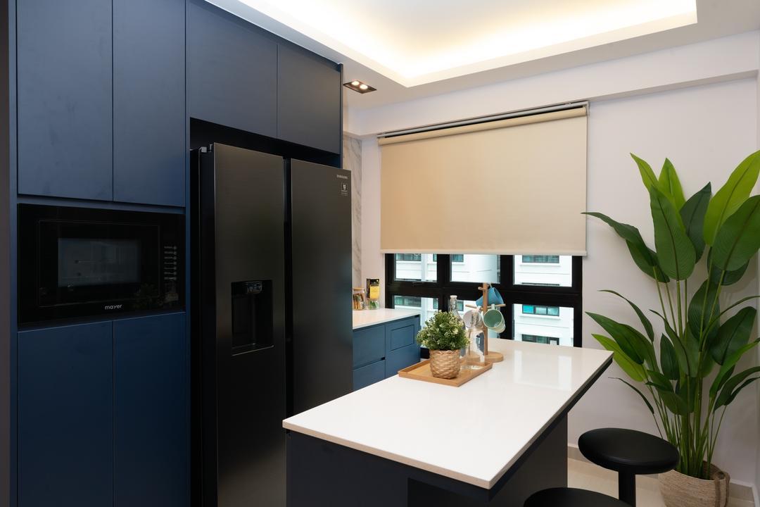 Punggol Way Kitchen Interior Design 6