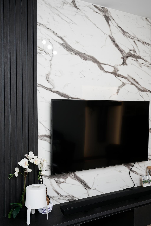Contemporary, HDB, Living Room, Tampines North Drive 1 (Block 614B), Interior Designer, ChengYi Interior Design