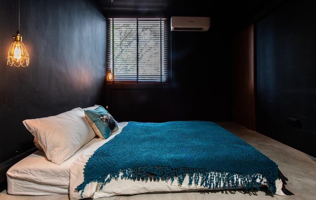 Contemporary, HDB, Bedroom, Ghim Moh Road, Interior Designer, Dyel Design