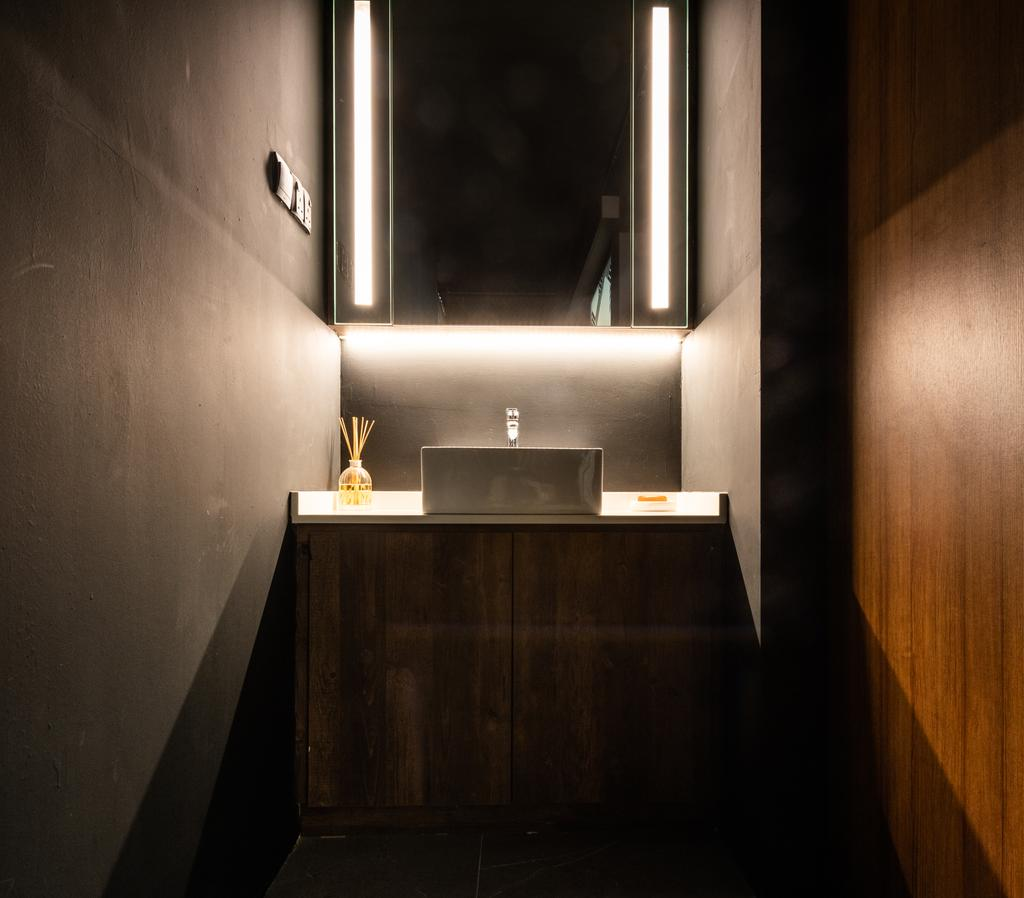 Contemporary, HDB, Ghim Moh Road, Interior Designer, Dyel Design