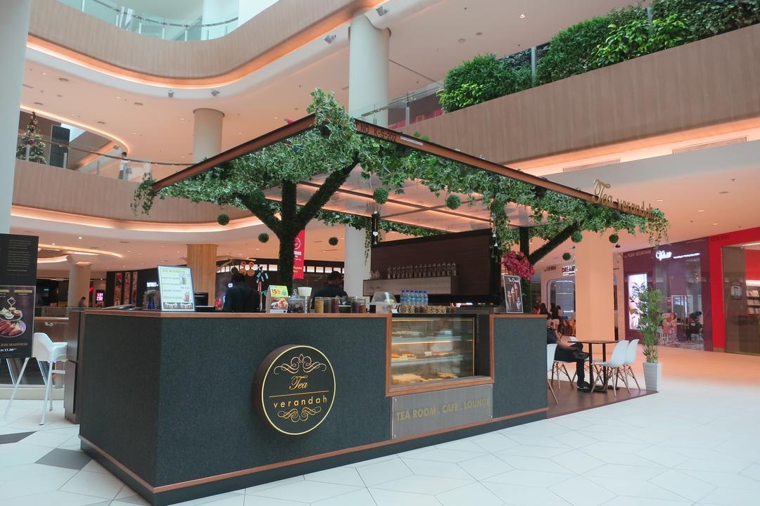 Tea Verandah, Starling Mall