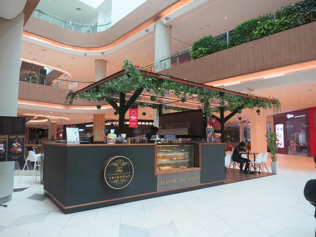 Tea Verandah, Starling Mall, Commercial, Interior Designer, Lakar Design & Construction