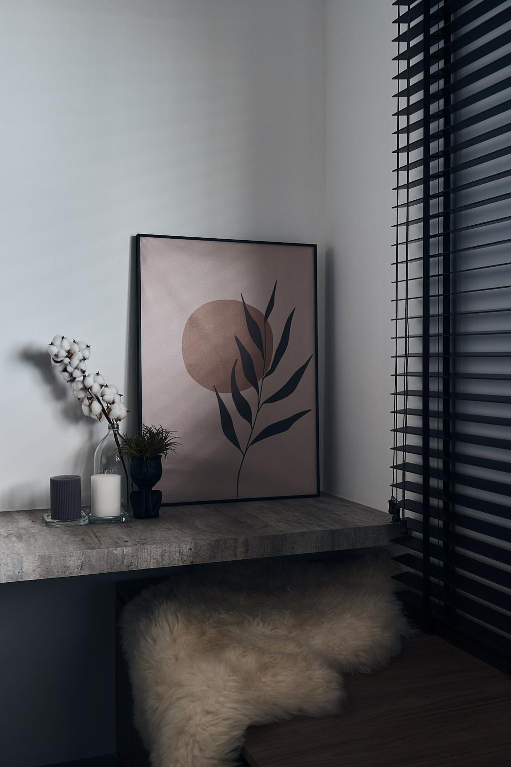 Contemporary, HDB, Living Room, Bedok North, Interior Designer, Lemonfridge Studio, Scandinavian