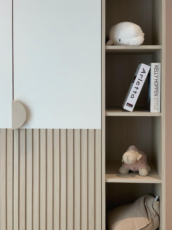 Contemporary, Condo, The Riyang Happy Garden, Kuala Lumpur, Interior Designer, RK Interior Studio
