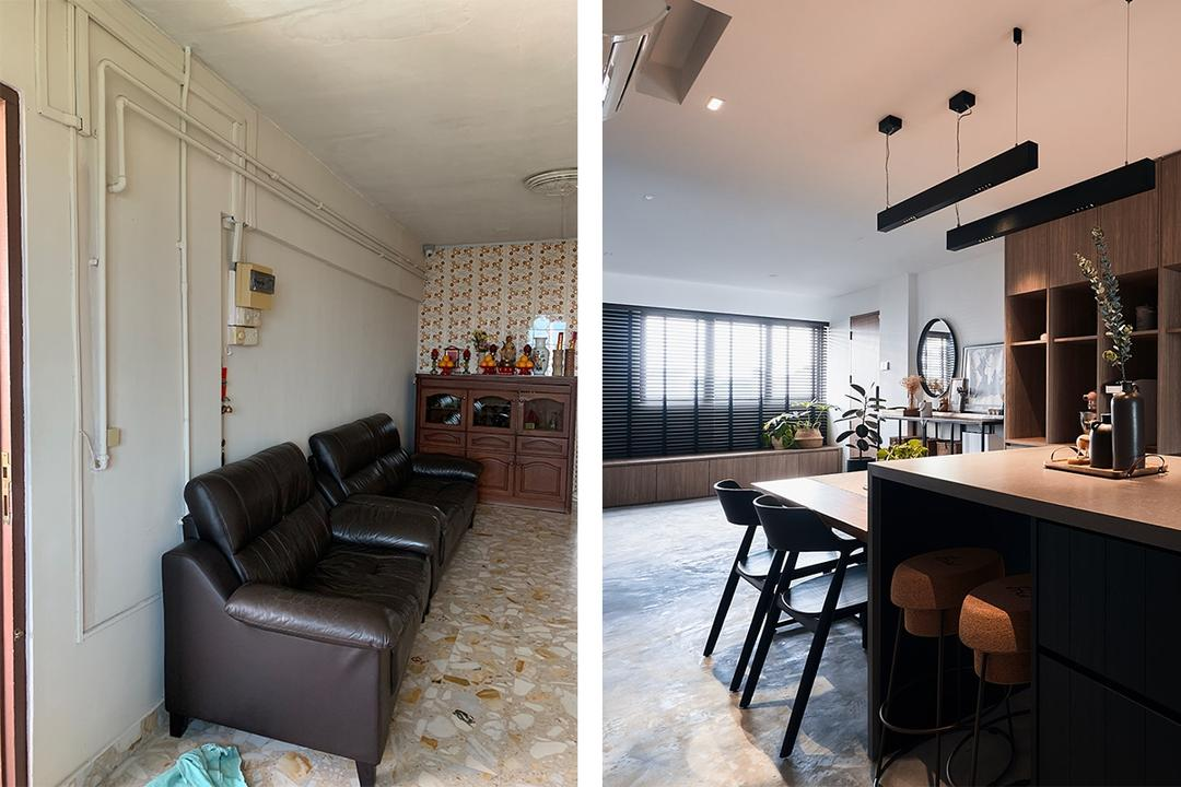 bedok north 3-room flat renovation 22