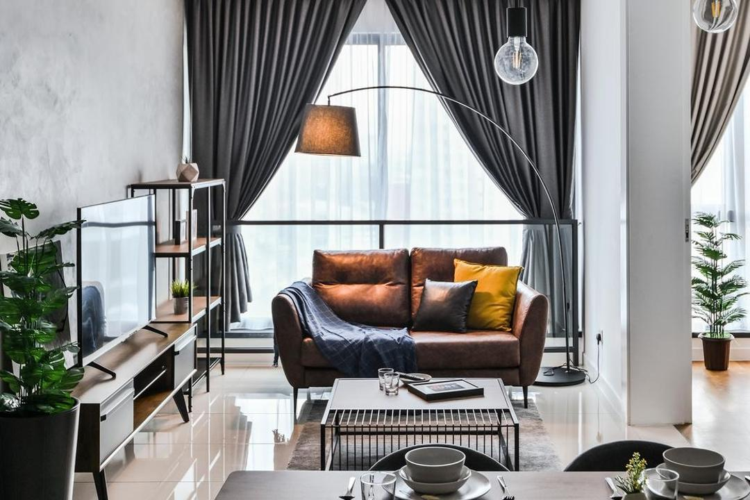 ARIA Luxury Residence (113A), Kuala Lumpur by Viyest Interior Design