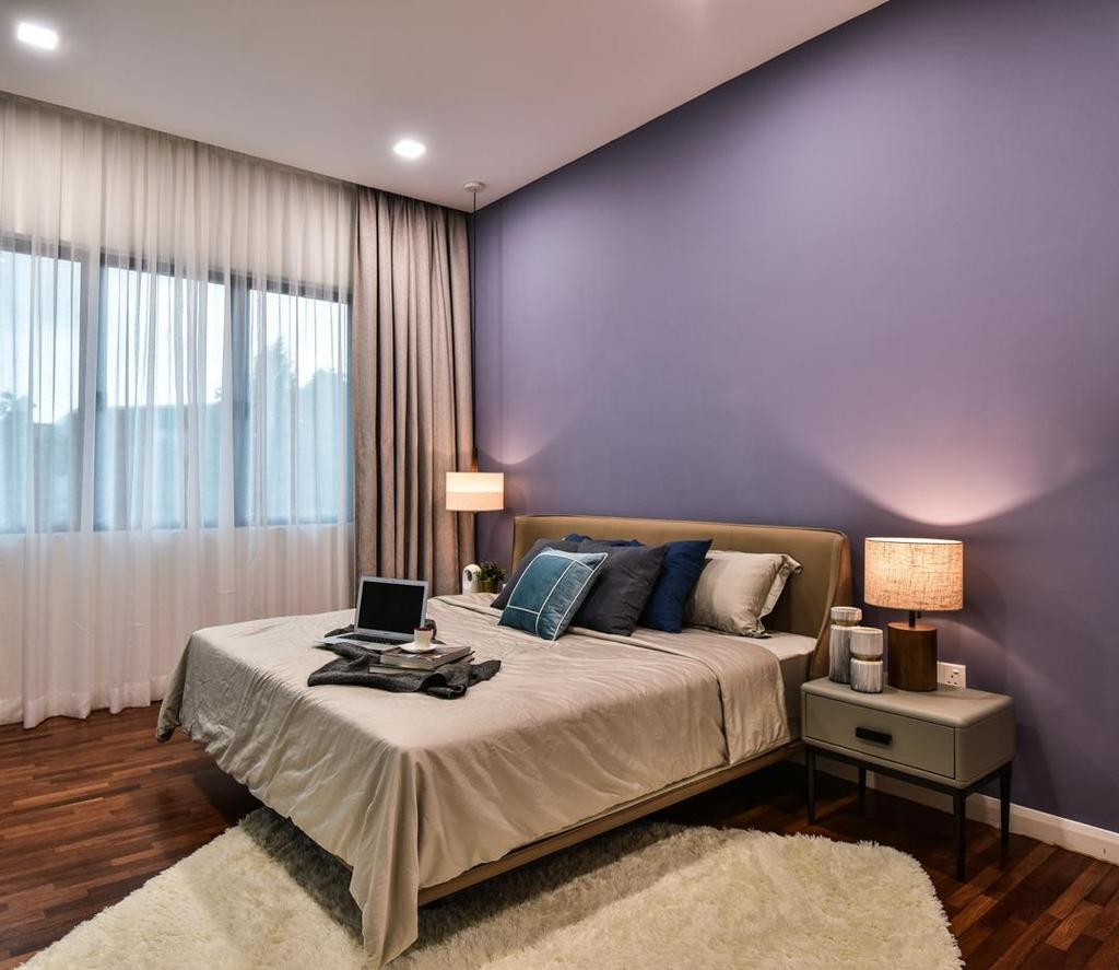 Modern, Landed, Bedroom, Setia Eco Glades, Cyberjaya, Interior Designer, Viyest Interior Design