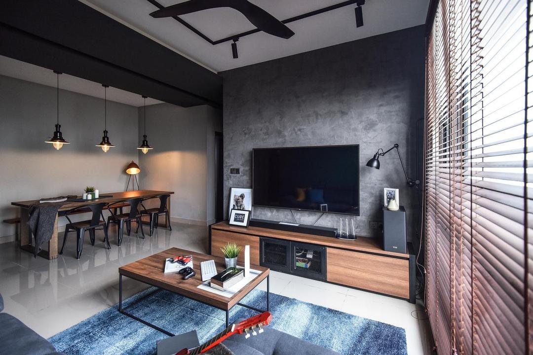 The Nest Residences, Kuala Lumpur by Viyest Interior Design