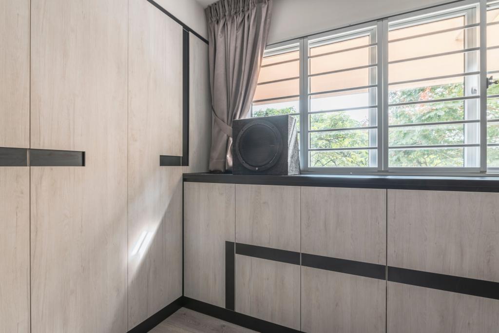 Contemporary, HDB, Bedroom, Lorong 4 Toa Payoh, Interior Designer, Ace's Design