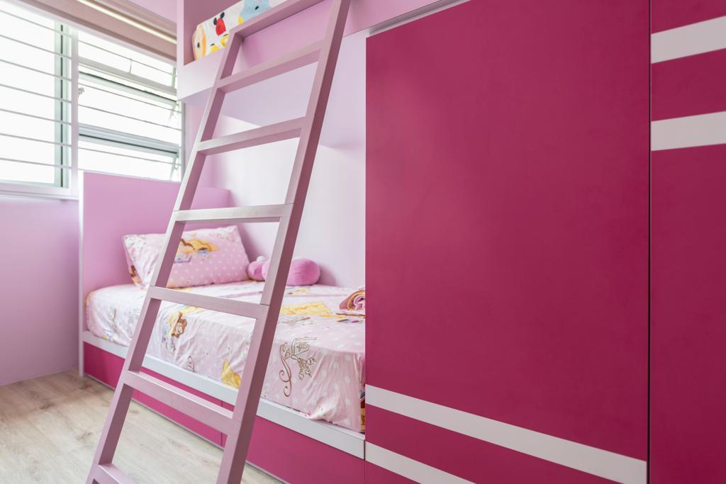 Modern, HDB, Bedroom, Ang Mo Kio Street 51, Interior Designer, Ace's Design