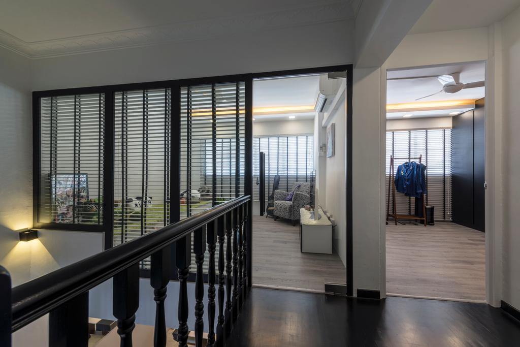 Modern, HDB, Study, Tampines Street 41, Interior Designer, Ace's Design