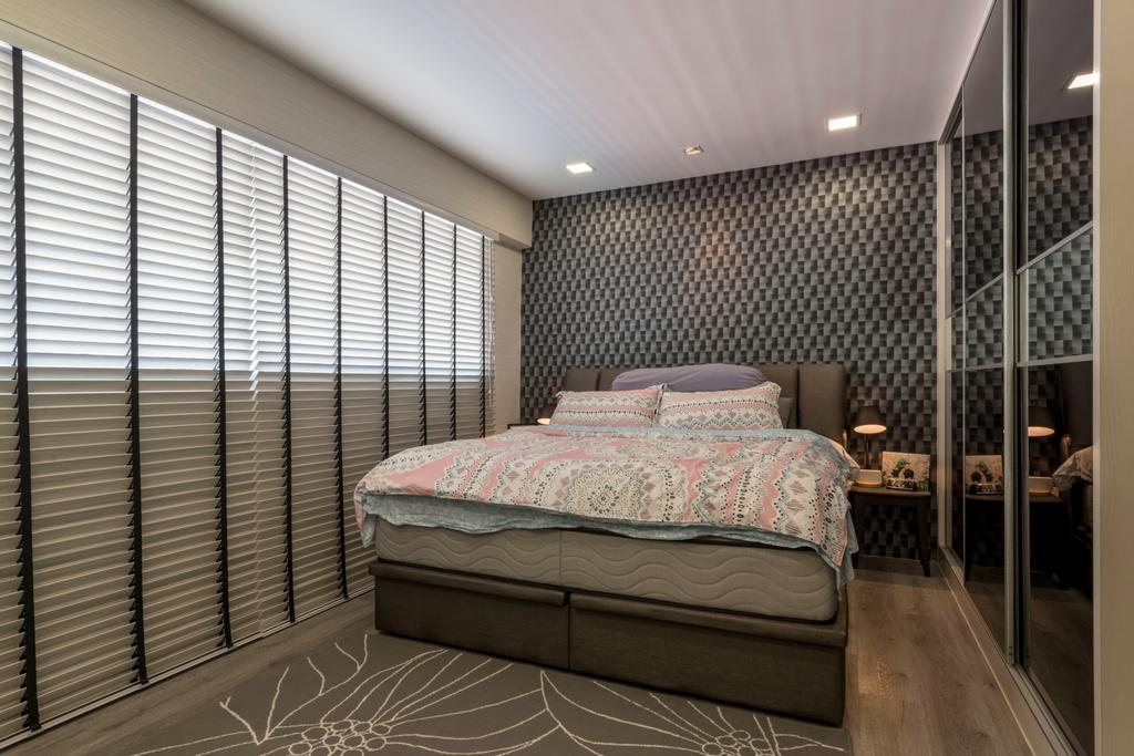 Modern, HDB, Bedroom, Tampines Street 41, Interior Designer, Ace's Design