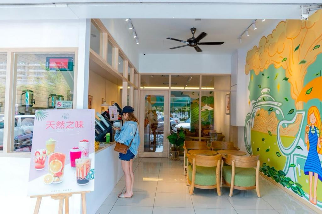 Lecha Cafe, Johor, Commercial, Interior Designer, Inniva Design & Construction Sdn Bhd, Modern, Minimalistic