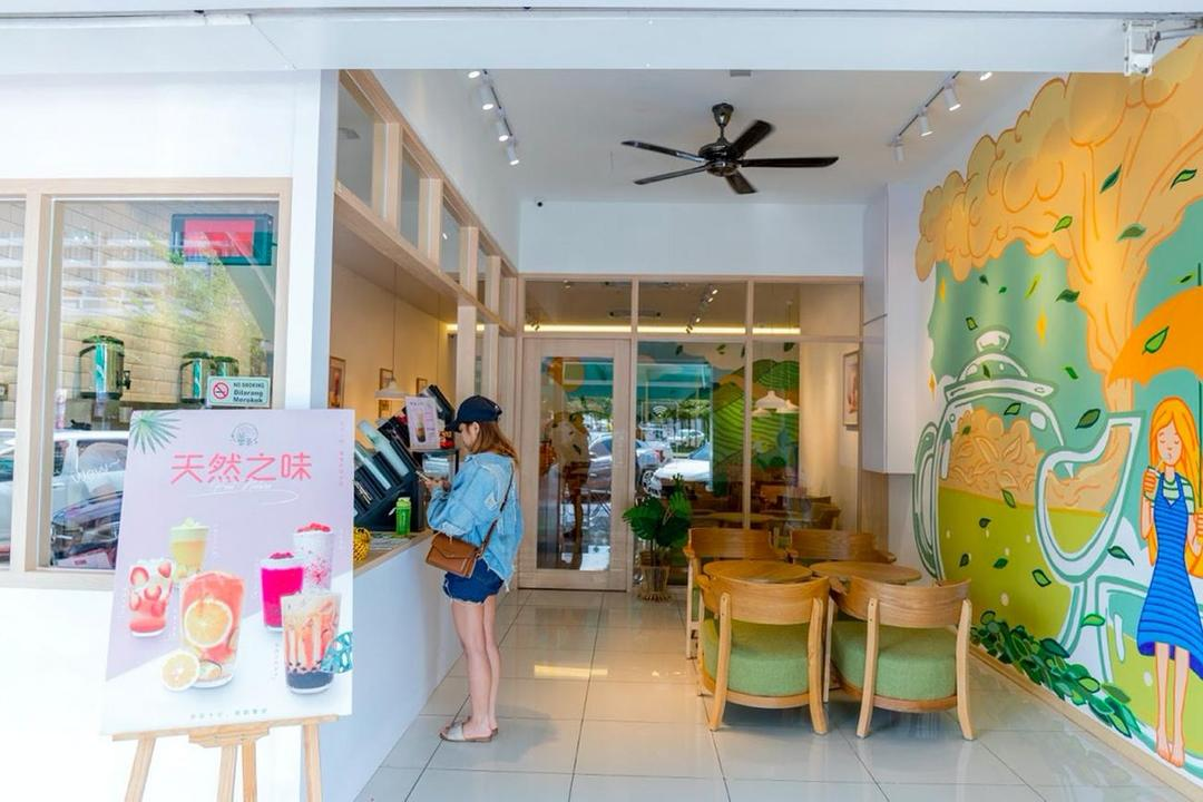 Lecha Cafe, Johor