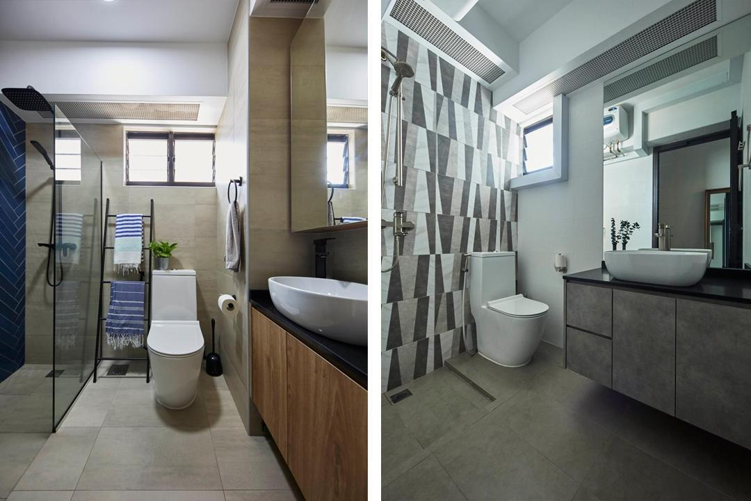 singapore hdb flat dover crescent renovation