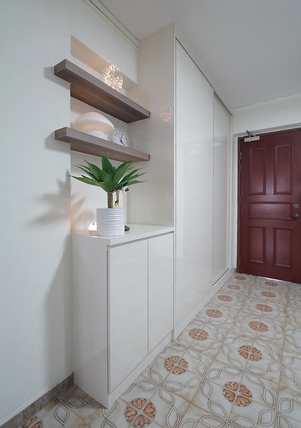 Modern, HDB, Living Room, Bedok Reservoir Road, Interior Designer, Mesh Room Design