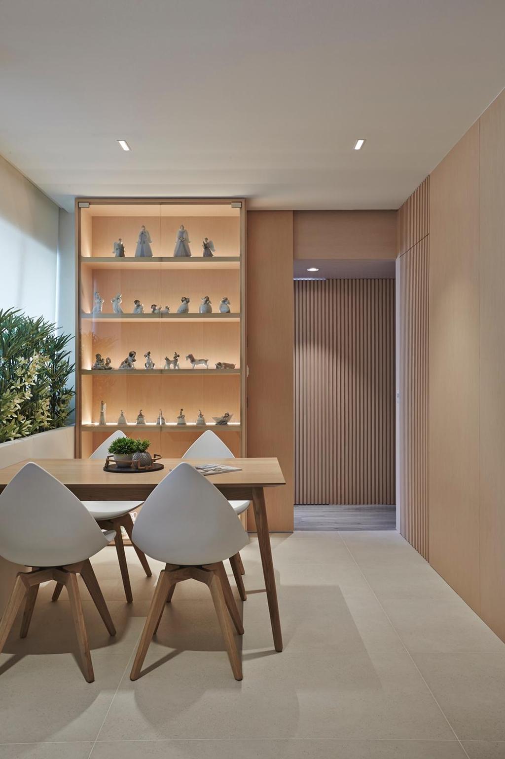 Minimalistic, HDB, Yishun Ring Road, Interior Designer, Honeycomb Design Studio