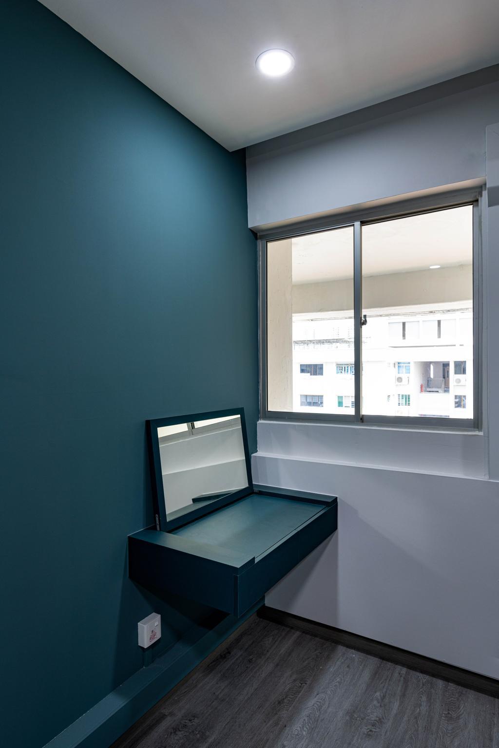 Contemporary, HDB, Bedroom, Bukit Batok East Avenue 9, Interior Designer, Livinci Interior