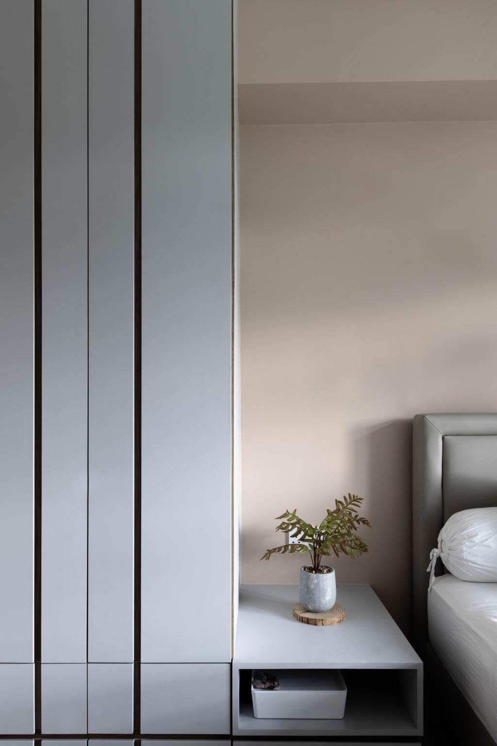 Minimalistic, HDB, Punggol Drive, Interior Designer, ARK-hitecture, Contemporary