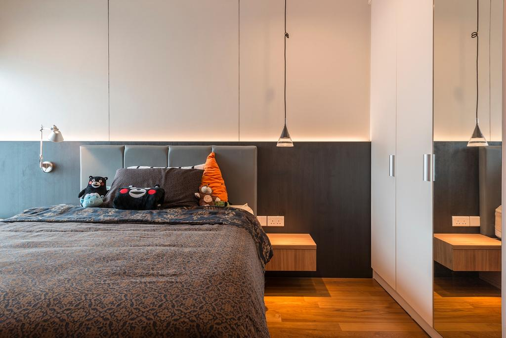 Contemporary, Landed, Bedroom, Crowhurst Drive, Interior Designer, The Two Big Guys