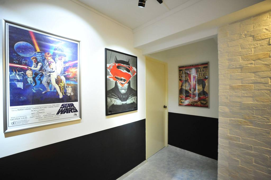 Contemporary, HDB, Jelapang Road, Interior Designer, The Two Big Guys