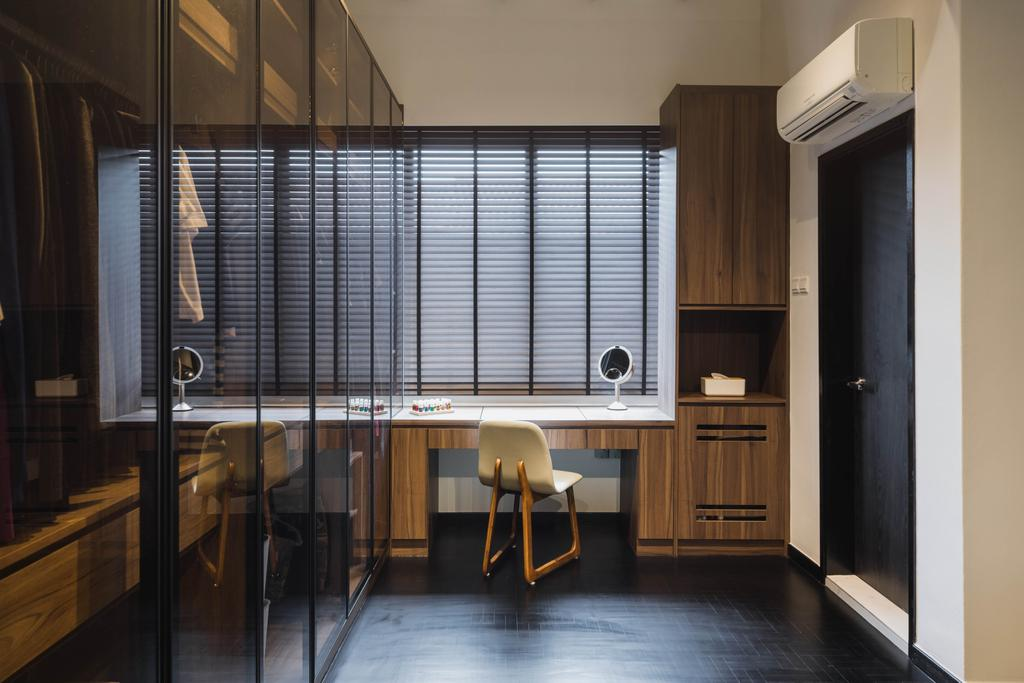 Contemporary, Landed, Study, Lorong H Telok Kurau, Interior Designer, Posh Home