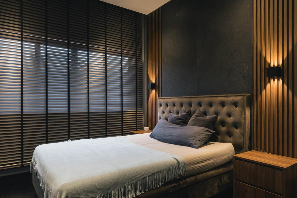 Contemporary, Landed, Bedroom, Lorong H Telok Kurau, Interior Designer, Posh Home