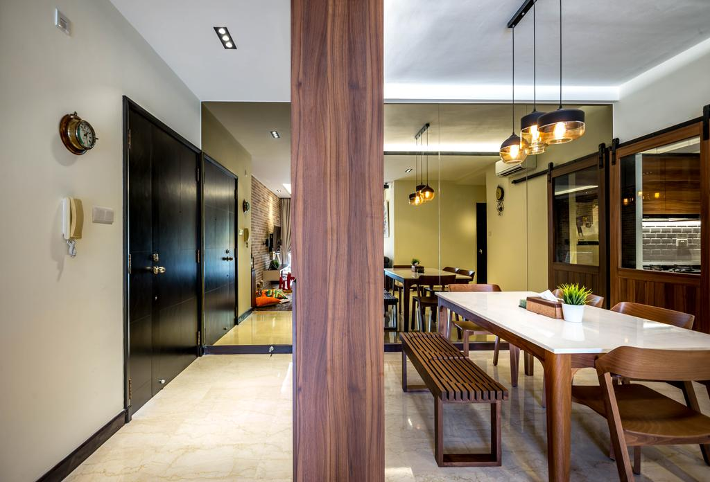 Contemporary, Condo, Casafina, Interior Designer, One Design Werkz
