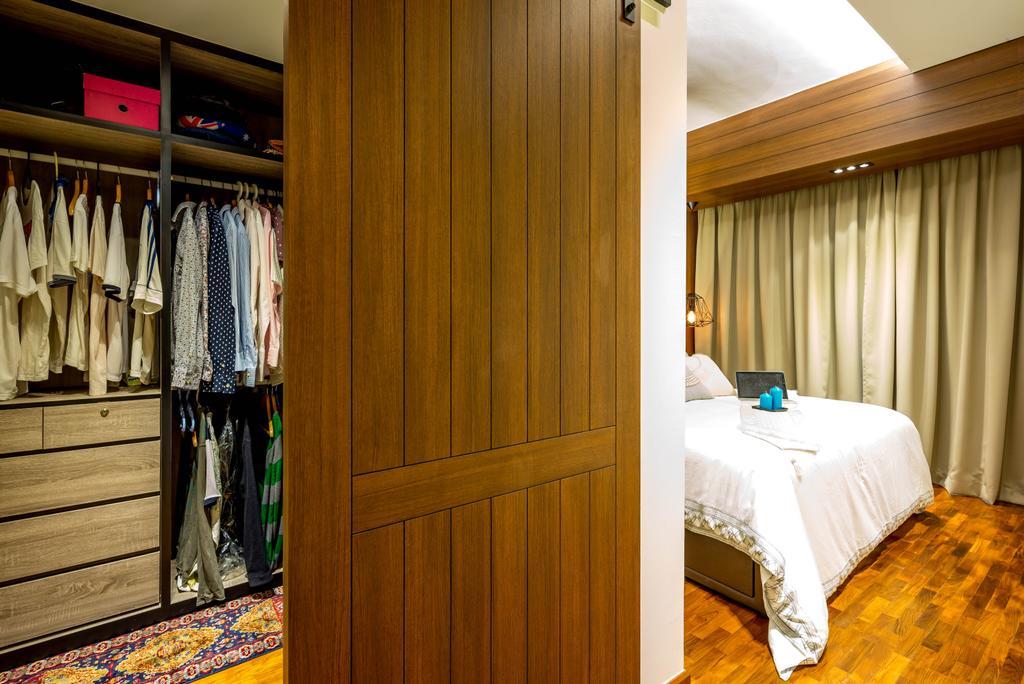Contemporary, Condo, Bedroom, Casafina, Interior Designer, One Design Werkz