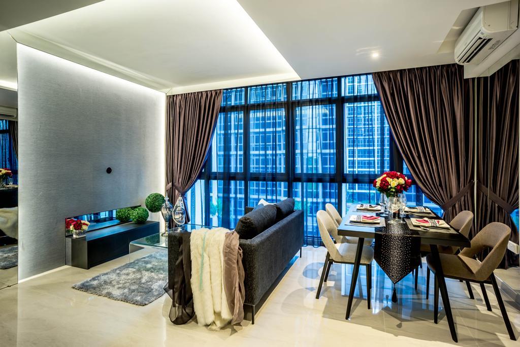 Modern, Condo, Symphony Suites, Interior Designer, One Design Werkz