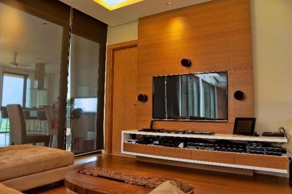 Modern, Landed, Living Room, Planter's Haven, Seremban, Interior Designer, Odil Interior Design, Contemporary