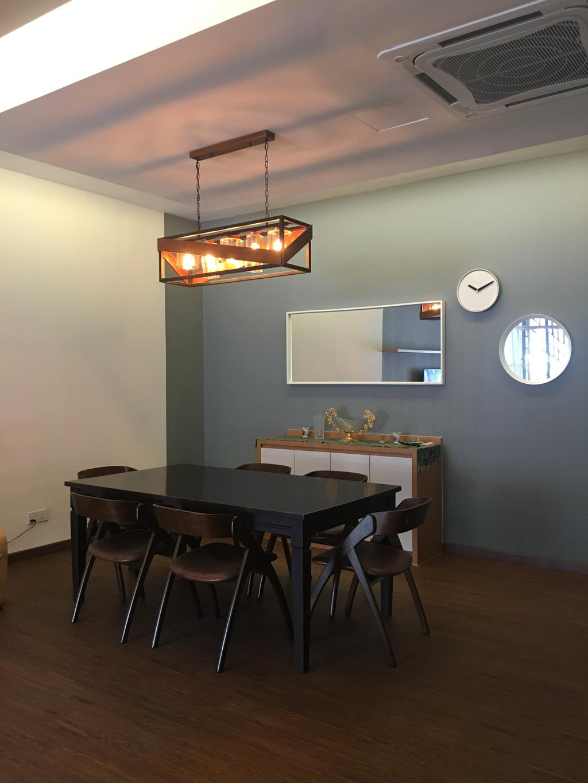 Contemporary, Landed, Sepah Puteri, Kota Damansara, Interior Designer, Lakar Design & Construction